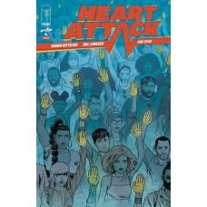 HEART ATTACK #6 (MR) @D