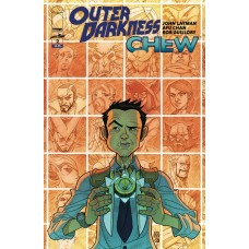OUTER DARKNESS CHEW #2 (OF 3) CVR A CHAN (MR) @D