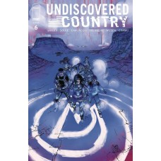 UNDISCOVERED COUNTRY #6 CVR A CAMUNCOLI (MR) @D
