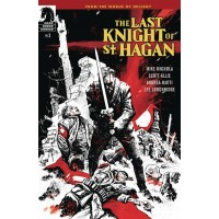 LAST KNIGHT OF ST HAGAN #1 (OF 4) @T