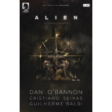 ALIENS ORIGINAL SCREENPLAY #1 (OF 5) CVR A BALBI @T