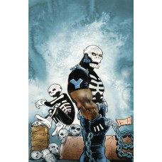 SKULLDIGGER & SKELETON BOY #5 (OF 6) CVR B KIETH @D