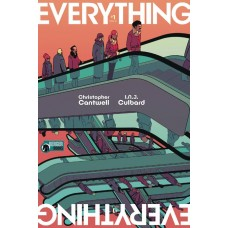 EVERYTHING II #1 (OF 5) @D