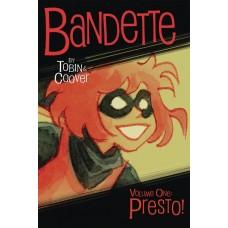 BANDETTE TP VOL 01 PRESTO 2ND ED @G