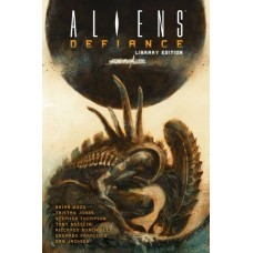ALIENS DEFIANCE LIBRARY ED HC VOL 01 @G