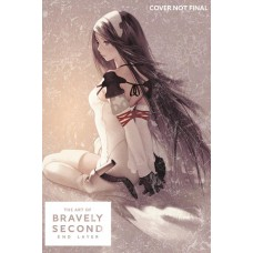 ART OF BRAVELY SECOND END LAYER HC @G