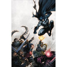 BATMAN AND THE OUTSIDERS #12 @D