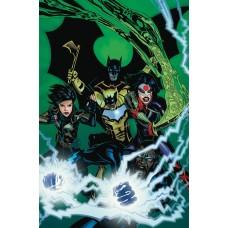 BATMAN AND THE OUTSIDERS #12 MICHAEL GOLDEN VAR @D