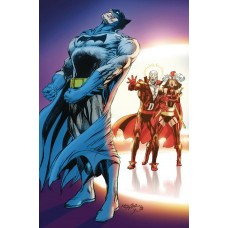 BATMAN VS RAS AL GHUL #6 (OF 6) @D