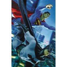 BATMAN SUPERMAN #9 MIKE MAYHEW VAR @D