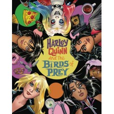 HARLEY QUINN & THE BIRDS OF PREY #2 (OF 4) (MR) @U