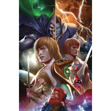 HE MAN AND THE MASTERS OF THE MULTIVERSE #6 (OF 6) @D