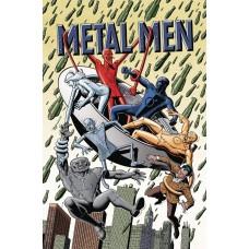 METAL MEN #7 (OF 12) BRIAN BOLLAND VAR @D
