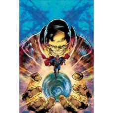 SUPERMAN #22 @D