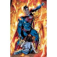 SUPERMAN #22 BRYAN HITCH VAR @D