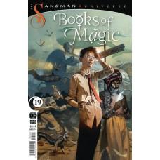 BOOKS OF MAGIC #19 (MR) @D