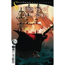 HOUSE OF WHISPERS #20 (MR) @D