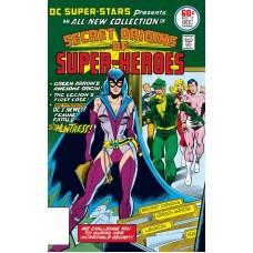 DC SUPER STARS #17 FACSIMILE EDITION @D