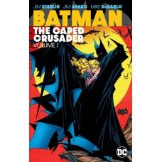 BATMAN THE CAPED CRUSADER TP VOL 01 @D