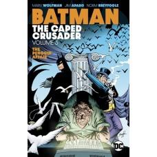 BATMAN THE CAPED CRUSADER TP VOL 03 @D