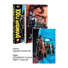 DOOMSDAY CLOCK HC PART 02 WITH SLIPCASE @U