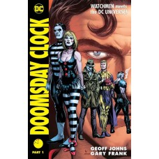 DOOMSDAY CLOCK HC PART 01 @D