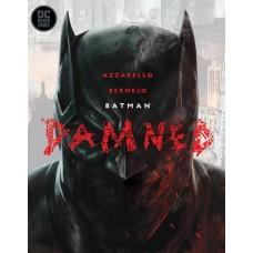 BATMAN DAMNED HC (MR) @U