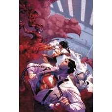 SUPERMAN ACTION COMICS HC VOL 03 LEVIATHAN HUNT @D