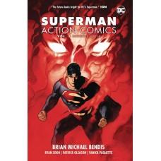 SUPERMAN ACTION COMICS TP VOL 01 INVISIBLE MAFIA @D