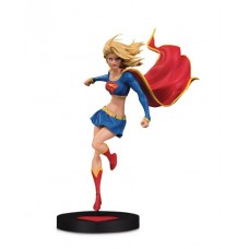DC DESIGNER SER SUPERGIRL BY MICHAEL TURNER MINI STATUE @W