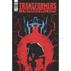 TRANSFORMERS VS TERMINATOR #2 (OF 4) CVR A FULLERTON