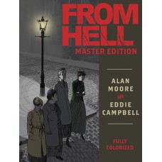 FROM HELL MASTER EDITION HC (MR) @D