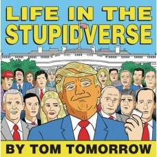 LIFE IN THE STUPIDVERSE GN TP @D
