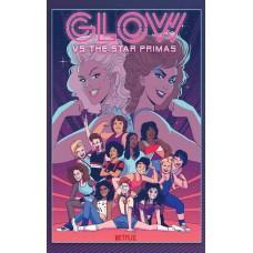 GLOW TP VOL 01 VERSUS THE STAR PRIMAS @D