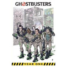GHOSTBUSTERS YEAR ONE TP VOL 01 @D