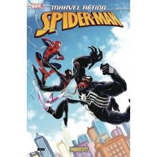 MARVEL ACTION SPIDER-MAN TP BOOK 04 VENOM @D