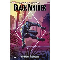 MARVEL ACTION BLACK PANTHER TP BOOK 01 STORMY WEATHER @D