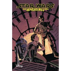 STAR WARS ADVENTURES TP VOL 09 FIGHT THE EMPIRE @D
