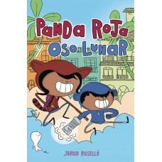 RED PANDA & MOON BEAR SPANISH ED PANDA ROJA & OSO LUNAR @D