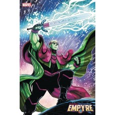 LORDS OF EMPYRE EMPEROR HULKING #1 VECCHIO VAR @D