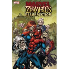 MARVEL ZOMBIES RESURRECTION #1 (OF 4) LUBERA VAR (Offered Again)