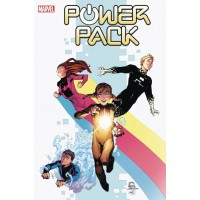 POWER PACK #1 (OF 5) OUT @S