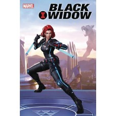 BLACK WIDOW #1 MARVEL SUPER WAR VAR (Offered Again)