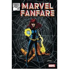 MARVEL FANFARE #10 FACSIMILE EDITION @D