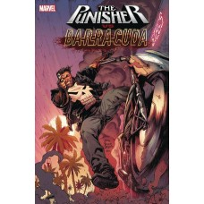 PUNISHER VS BARRACUDA #1 (OF 5) @D