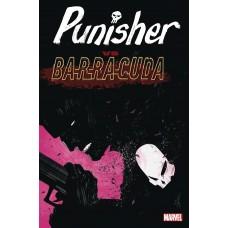 PUNISHER VS BARRACUDA #1 (OF 5) SHALVEY VAR @D