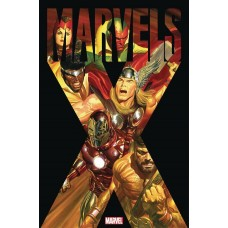 MARVELS X #4 (OF 6) @D
