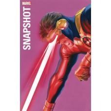 X-MEN MARVELS SNAPSHOT #1 @D