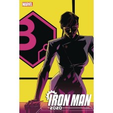 IRON MAN 2020 #4 (OF 6) @D