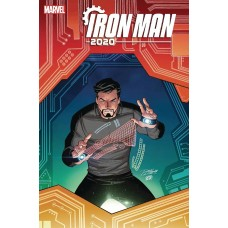 IRON MAN 2020 #4 (OF 6) RON LIM VAR @D